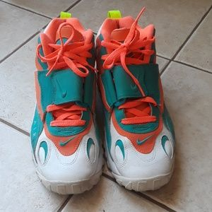 "Nike Air Max Speed Turf ""Miami dolphins"""